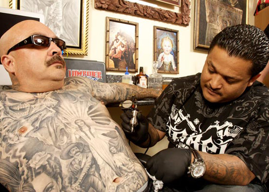 Lopez of Lowrider Tattoo