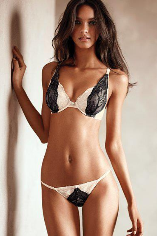 Lais Ribeiro Victoria Secret