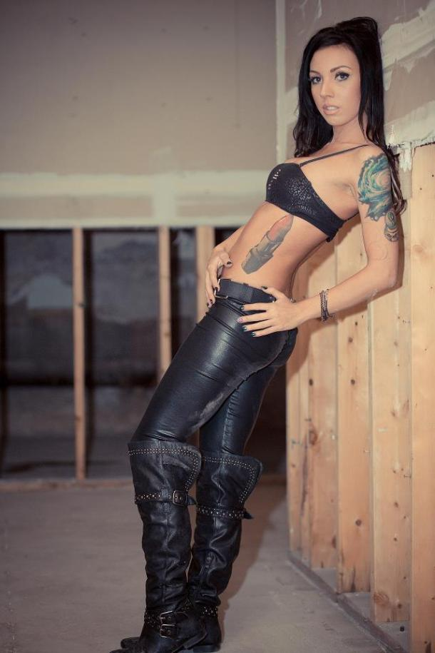 Hottie of the Week Tattooed Girls