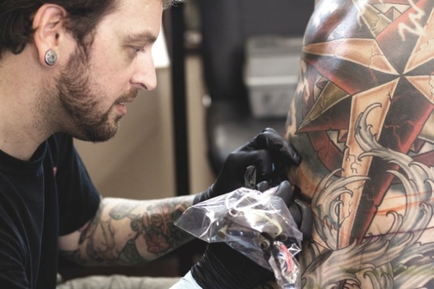 Tattoos Tattoo Artist of the Week