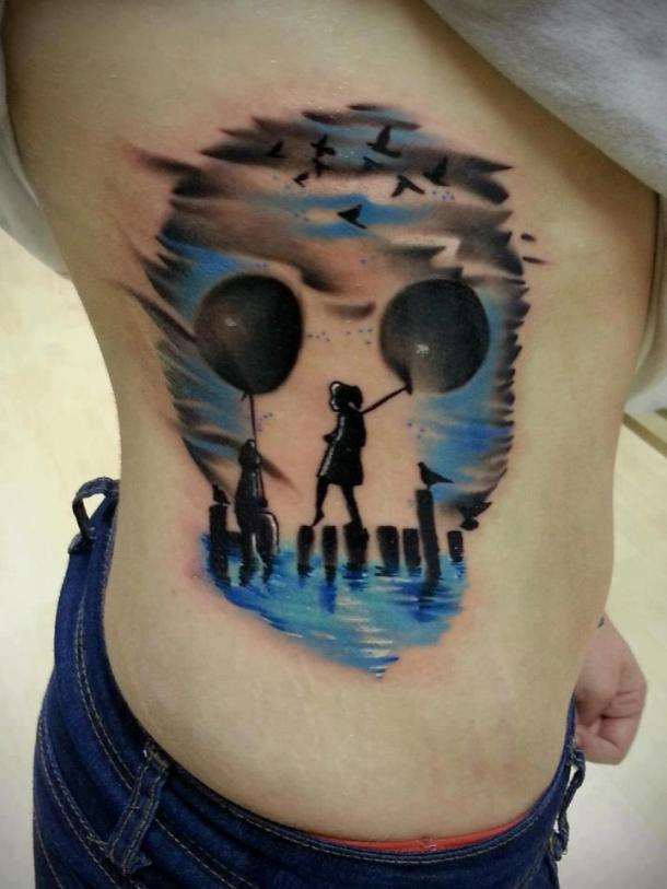 Tattoos Tattoo of the Day