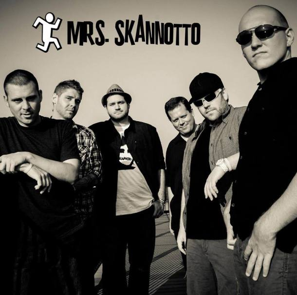 Mrs. Skannotto, The Blame, All These Evolutions
