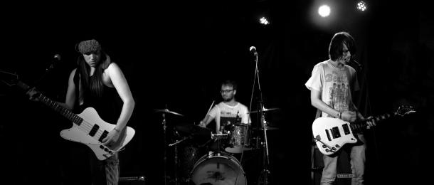 False-Heads, Tunnel Vision, Fall Around, alternative music, punk music, grunge,
