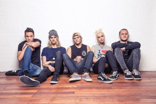 Tonight Alive, Come Home, The Other Side, Pop Punk,