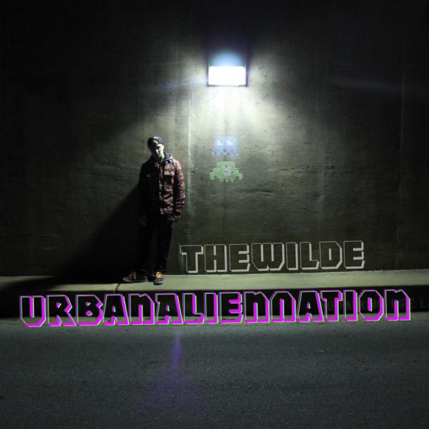 The Wilde, Luke DeWilde, rap, hip hop, Urban Alien Nation,