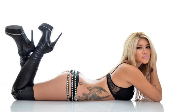 Mandy Monroe, model, tattooed model, sexy, pretty girls, inked models, hotties, hot girls,